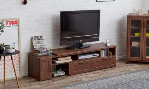 おしゃれなデザインのテレビ台・テレビボードおすすめ74選