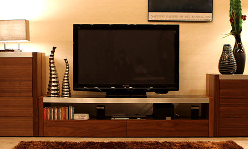 【おしゃれなテレビボード】かっこいいテレビ台おすすめ6選!