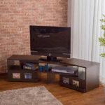テレビ台 テレビボード 伸縮 Crow TV board 伸縮型 ローボード