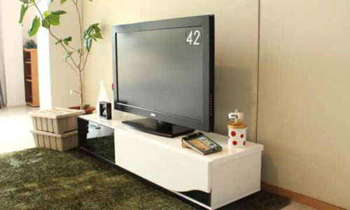 【おしゃれな薄型テレビ台】スリムで薄いテレビボードおすすめ6選!