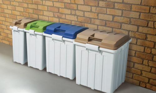 マンション住まいに最適!おしゃれなベランダ用ゴミ箱おすすめ6選