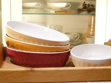 おしゃれでかわいいグラタン皿10