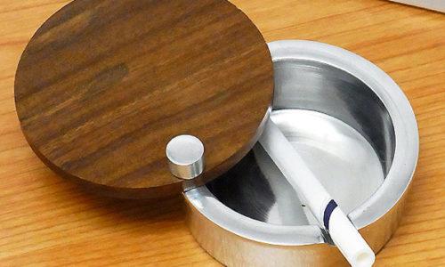 臭いが漏れない!おしゃれな蓋付きの灰皿おすすめ8選