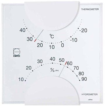 おしゃれな温度計&湿度計6