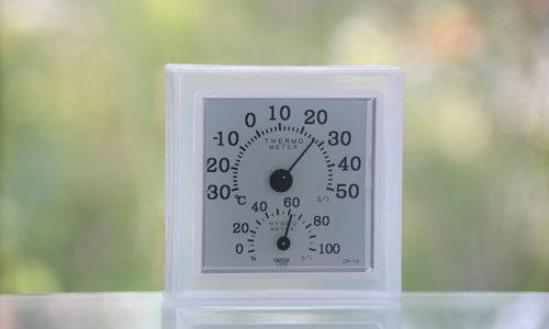 部屋のインテリアにもなる!「お洒落な温度計&湿度計」おすすめ8選