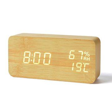 おしゃれな温度計&湿度計7