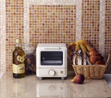 おしゃれなデザインのオーブントースター7