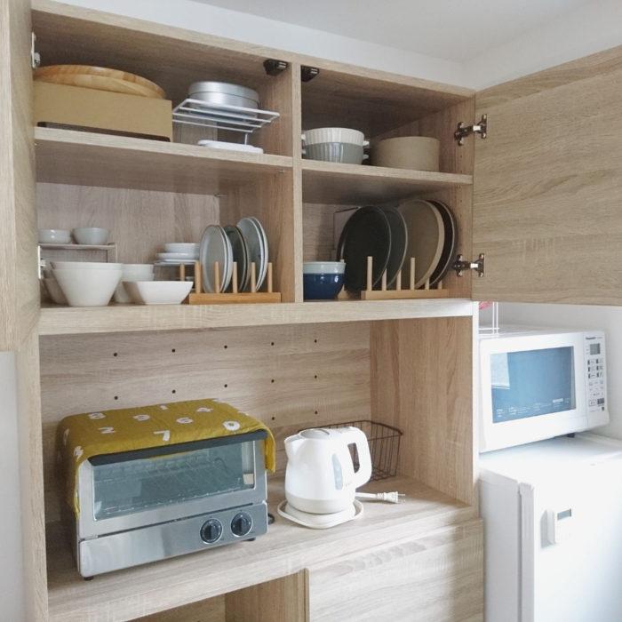 おしゃれなデザインのオーブントースター