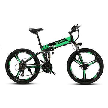 かっこいい電動アシスト付き自転車1