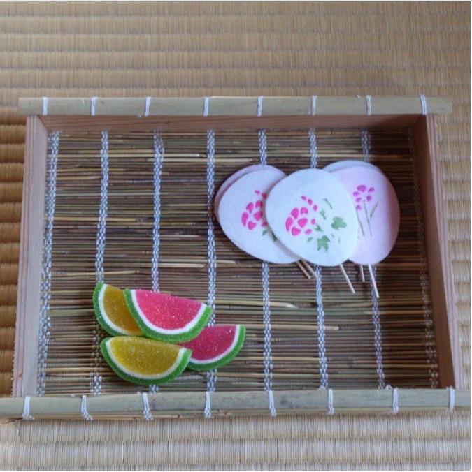 菓子器・菓子鉢活用術