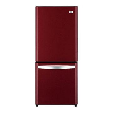 インテリアになる赤い冷蔵庫5