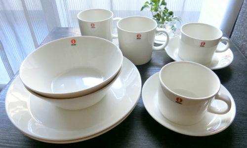 シンプルだけど凄くオシャレ!「白い食器」のおすすめブランド8選