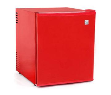 インテリアになる赤い冷蔵庫7