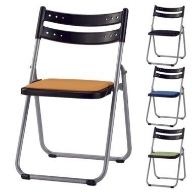 おしゃれパイプ椅子7