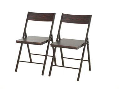 おしゃれパイプ椅子3