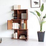 おしゃれで安い!リビングに合う北欧デザインの本棚おすすめ14選