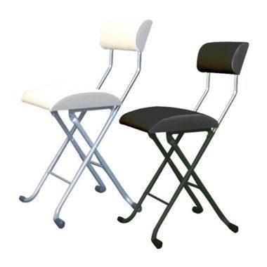おしゃれパイプ椅子8