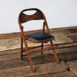 おしゃれフォールディングチェア「木製折りたたみ椅子」おすすめ8選