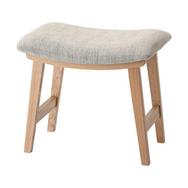おしゃれな玄関に置く椅子1