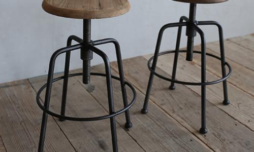 木製からアイアンまで!おしゃれなスツール(丸椅子)おすすめ8選