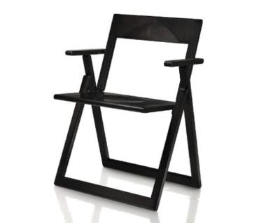おしゃれな木製折りたたみ椅子5