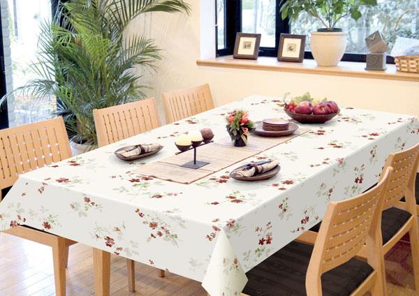 おしゃれな北欧風ビニール製テーブルクロス3