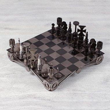 おしゃれなチェス盤セット8