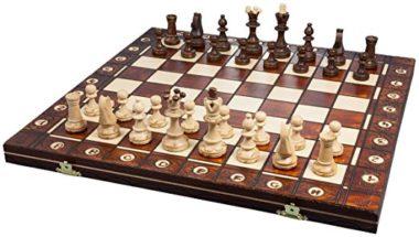 おしゃれなチェス盤セット1