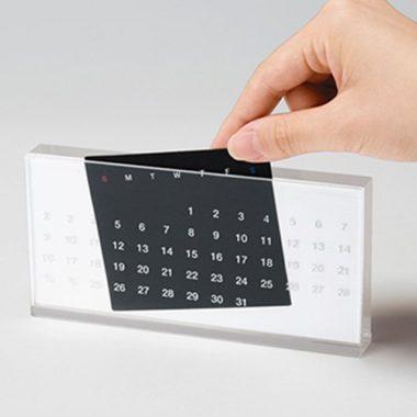 おしゃれでかわいいデザインの卓上カレンダー6