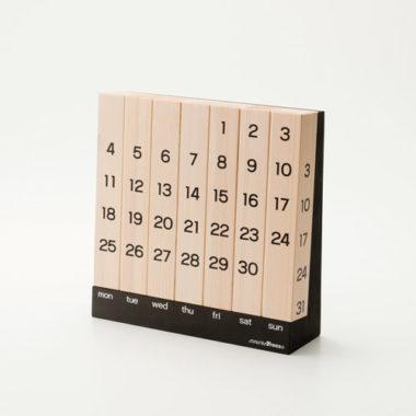 おしゃれでかわいいデザインの卓上カレンダー7