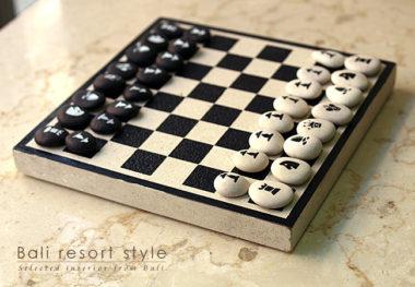 おしゃれなチェス盤セット4