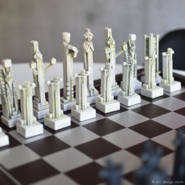 おしゃれなチェス盤セット6