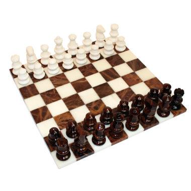 おしゃれなチェス盤セット3