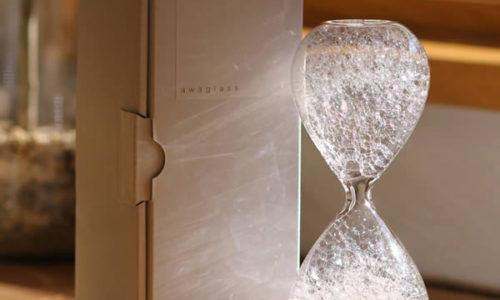 おしゃれなインテリアになる「美しい砂時計」おすすめ8選