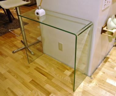モダンでおしゃれなコンソールテーブル6