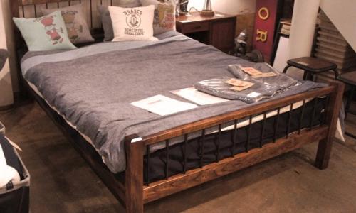 お洒落なダブルベッド・ベッドフレームが見つかる通販おすすめ6選