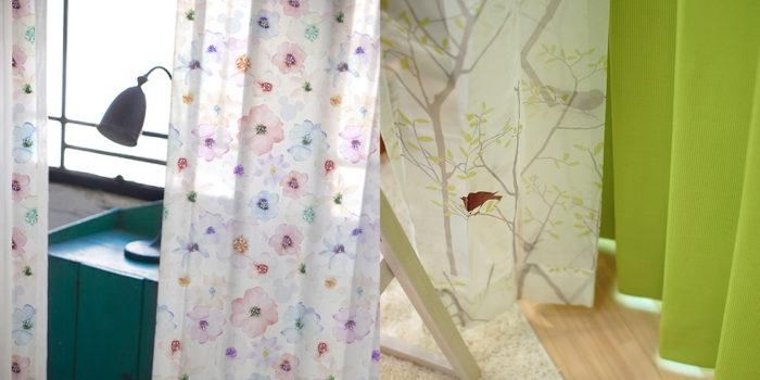 和室に合うカーテン通販5