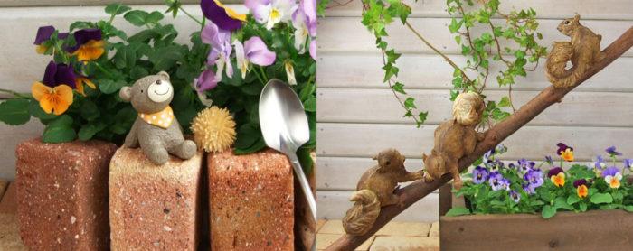 庭のおしゃれな置物通販4