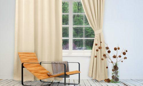 ナチュラルデザインがおすすめ!シンプルおしゃれなカーテン通販6選