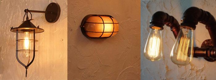 アンティーク調ブラケットライト・壁掛け照明の通販1