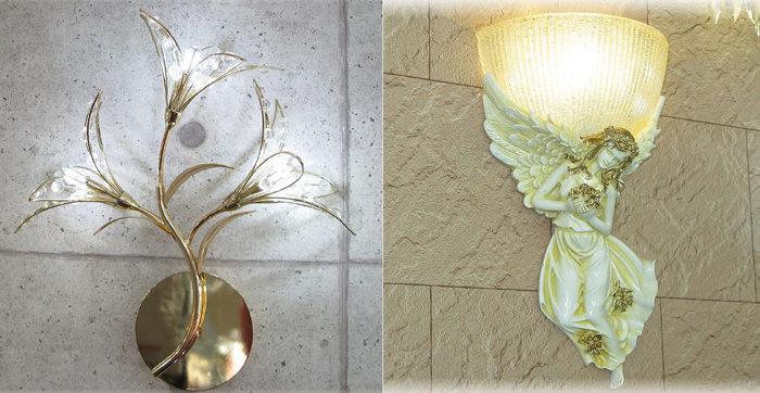 アンティーク調ブラケットライト・壁掛け照明の通販6