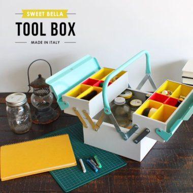 おしゃれでかわいい工具箱・ツールボックス2