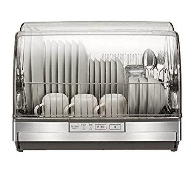 おしゃれな卓上 食器乾燥機5