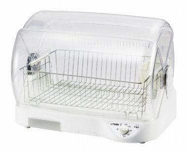 おしゃれな卓上 食器乾燥機1