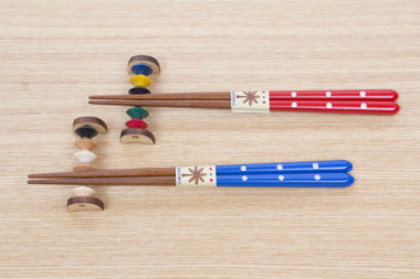 ユニークでおもしろいデザインの箸置き5
