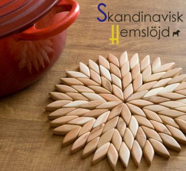 北欧ブランドのおしゃれな木製鍋敷き7
