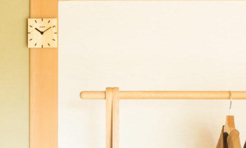 【和室に合う時計】おしゃれ和風モダン壁掛け時計(木製)おすすめ8選
