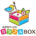 お弁当グッズのカラフルボックス