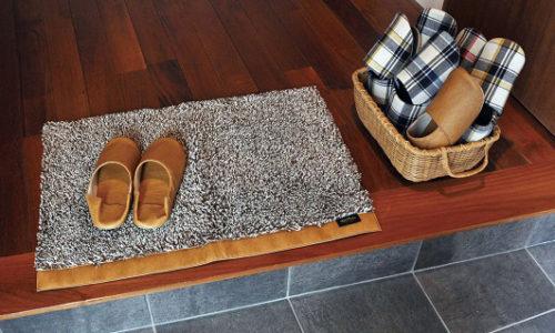 シンプルなデザインがおしゃれな玄関マット(室内用)おすすめ8選