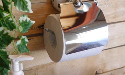 おしゃれなデザインの「トイレットペーパーホルダー」おすすめ30選